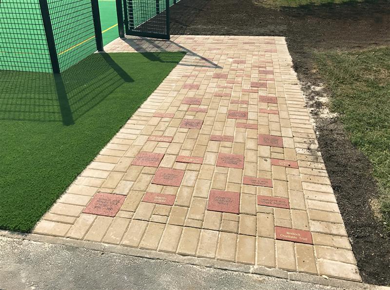 playground pathway