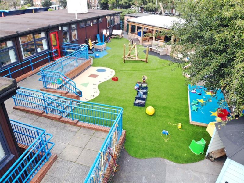 Playground Equipment For Nursery Schools