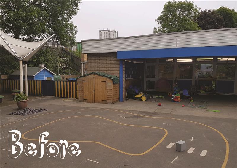 St John's Primary School Playground