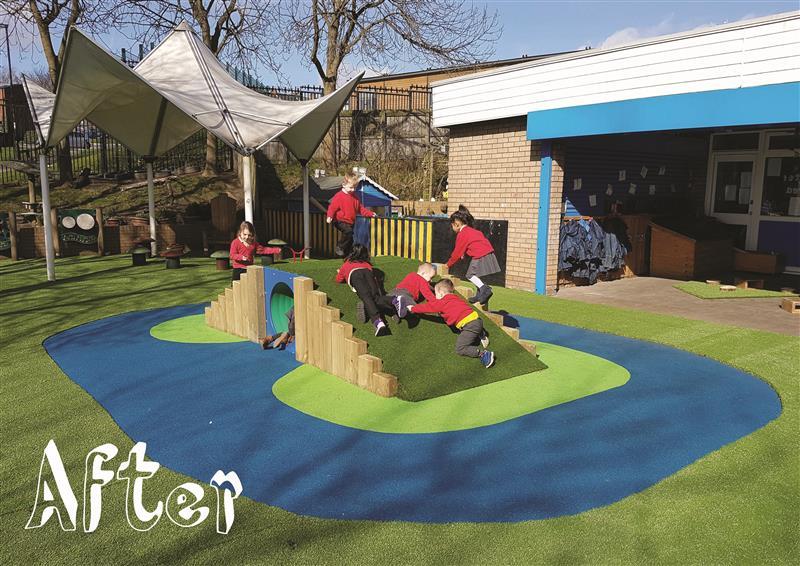 St John's Early Years Playground