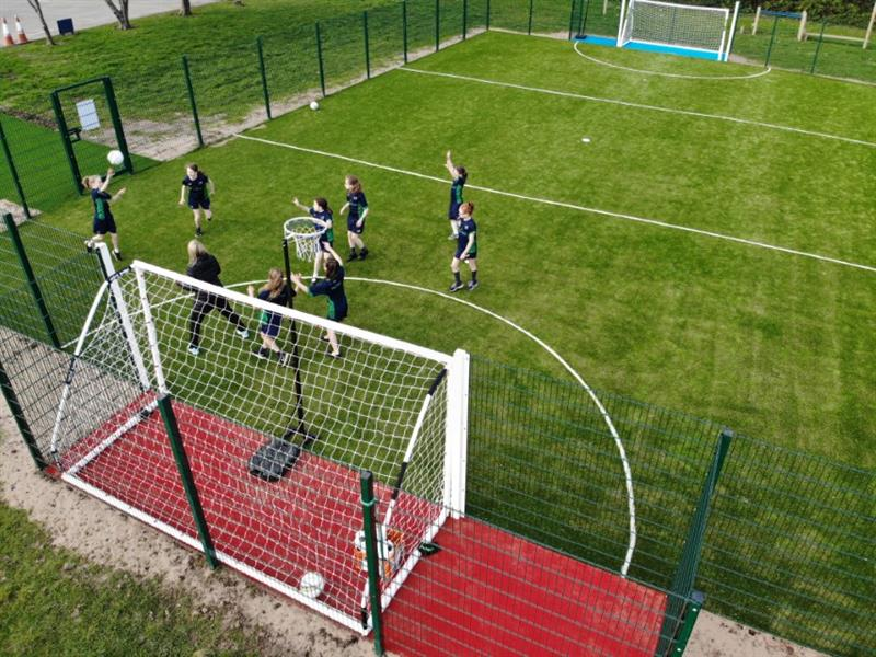 muga for primary school