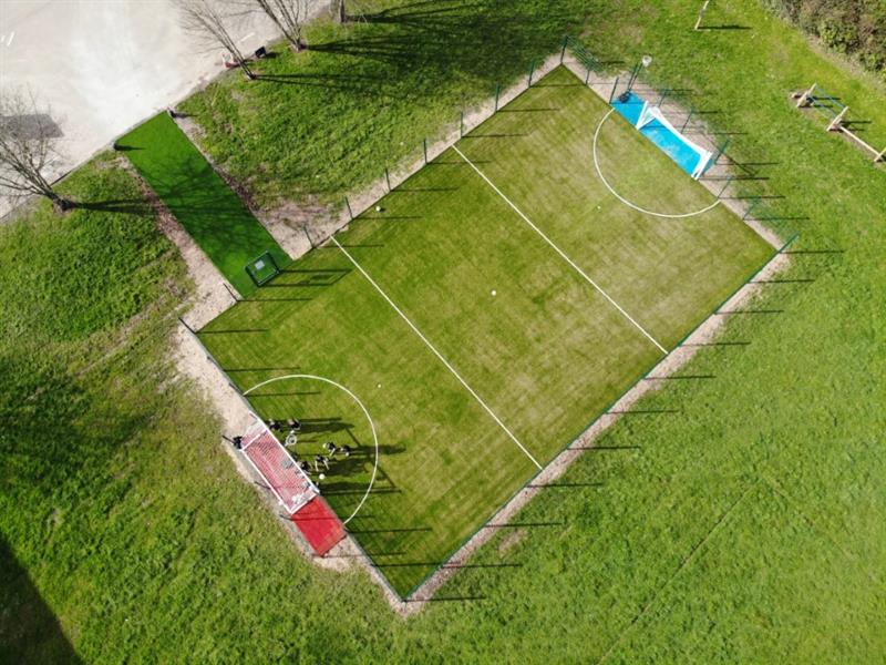 school muga pitch