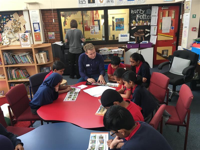 Palfrey Junior School Council Meeting