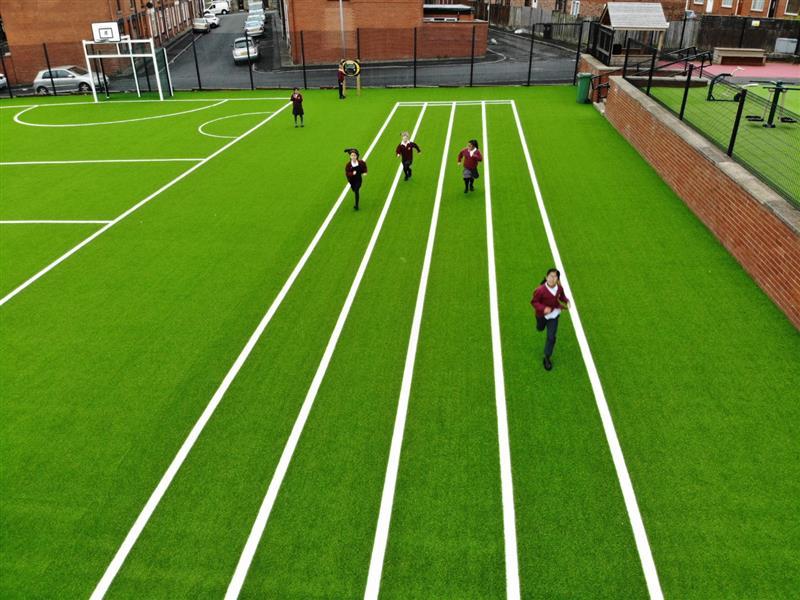 playground running track
