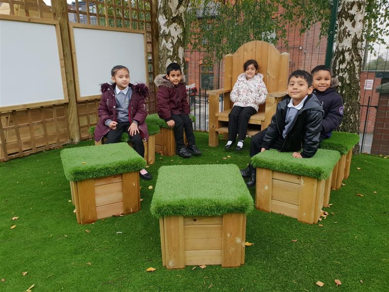 storytelling ideas for primary schools