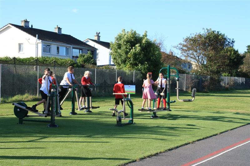 Gym Equipment For Primary Schools