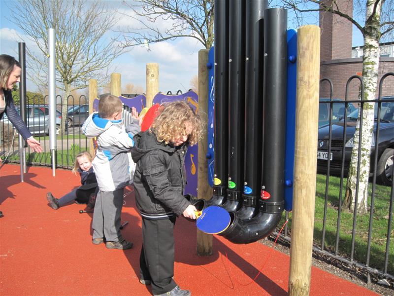 playground musical instruments