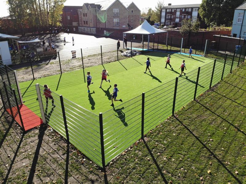 multi sport pitch