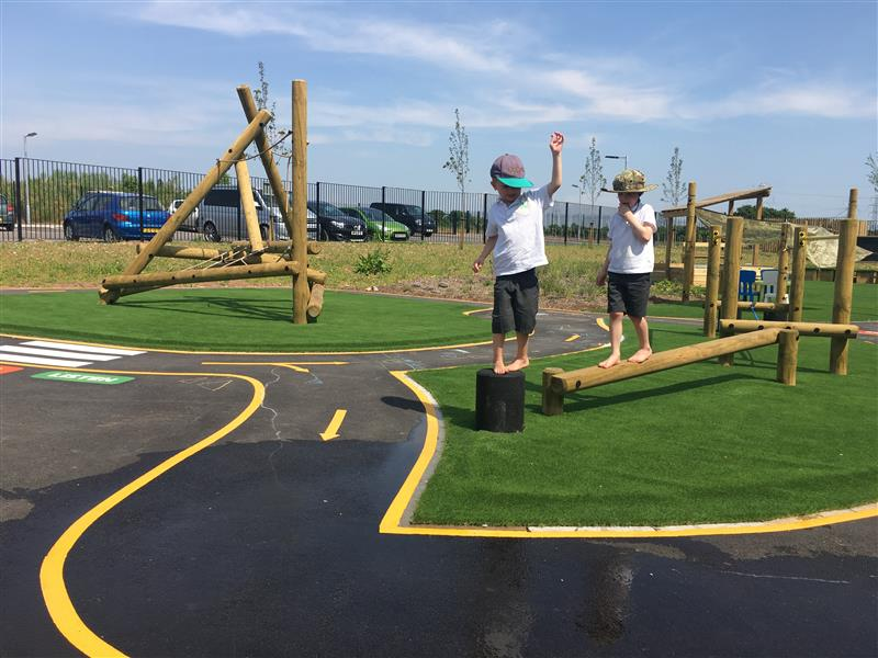 playground equipment for physical development