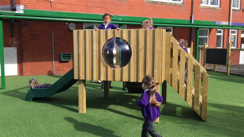 Play Tower For School Playgrounds