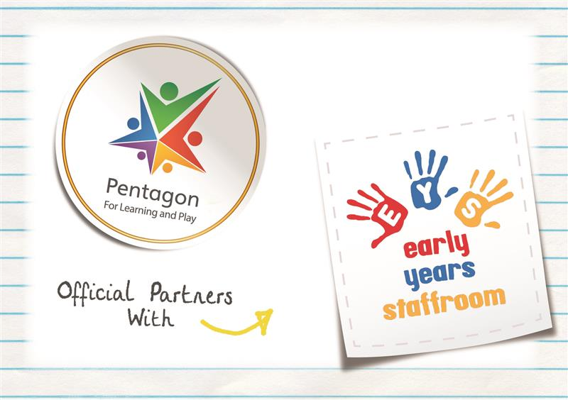 Pentagon Play and the Early Years Staffroom
