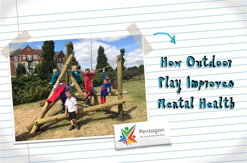 outdoor play improves mental health