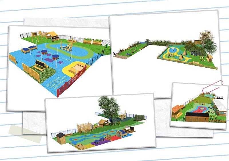 playground designs