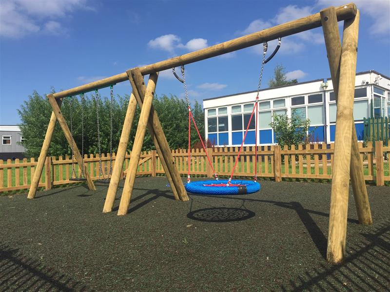 playground group swing