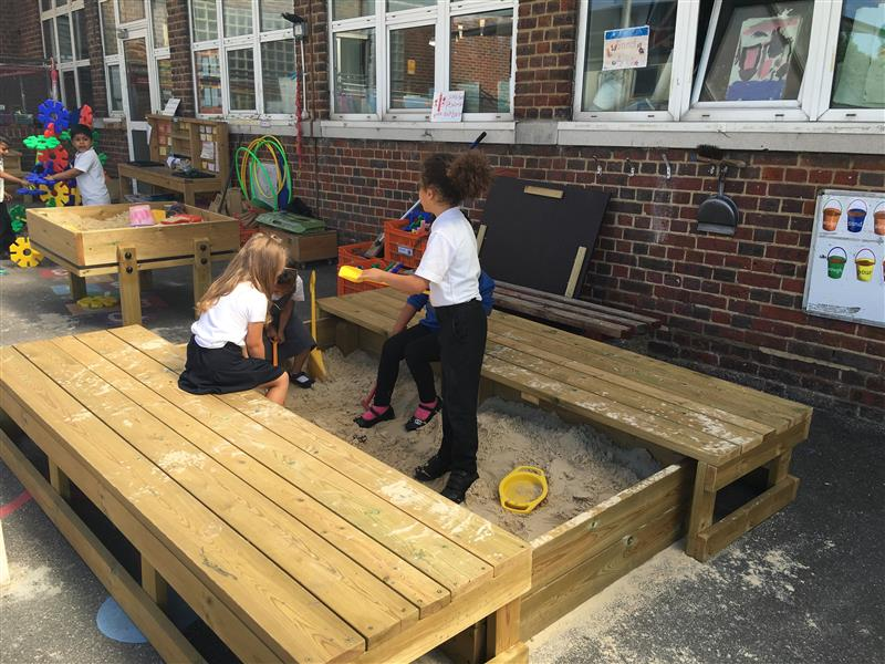 sand box for early years