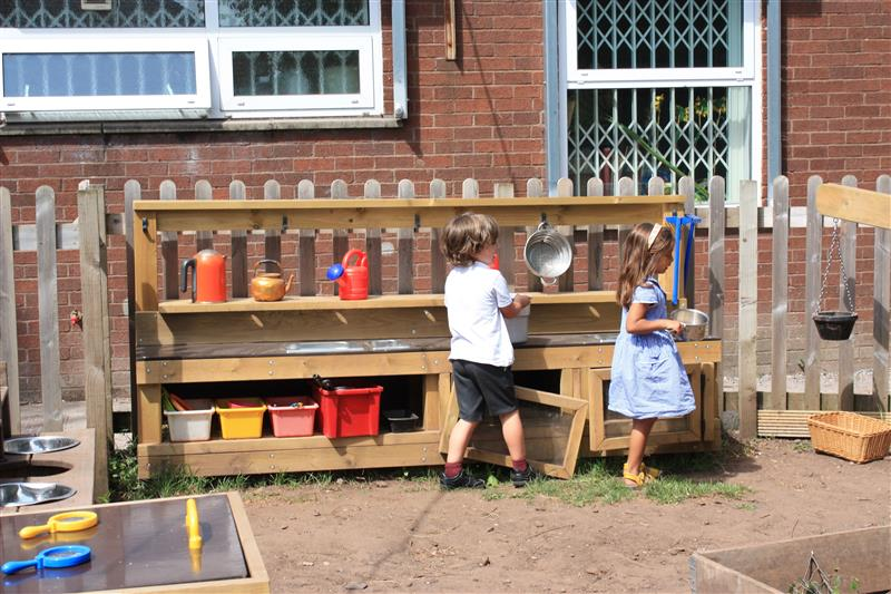 Mud Kitchens For EYFS