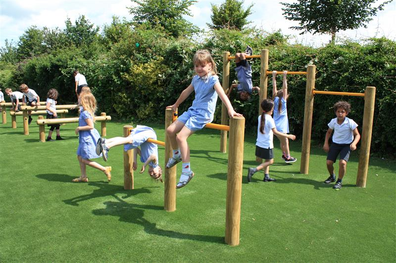 Trim Trails for schools