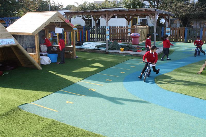 playground surfacing options