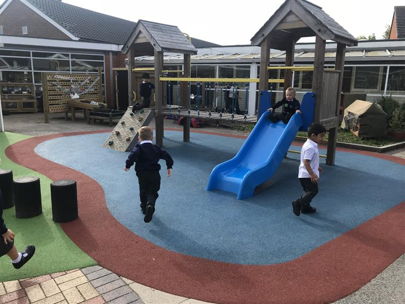 Playground Equipment eyfs