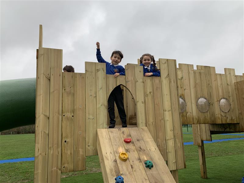 school playground equipment uk