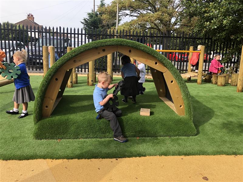 Nursery Play Equipment For Schools