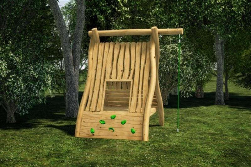 Playhouses For Schools Robinia Timber