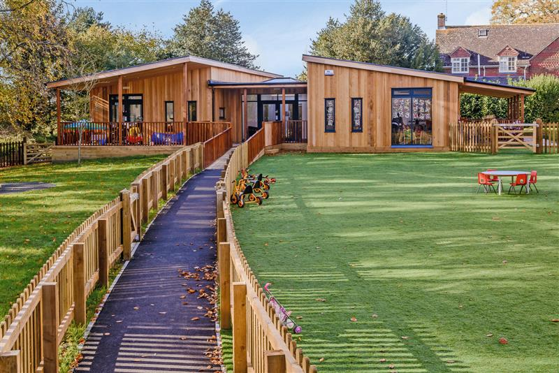 eco friendly school buildings
