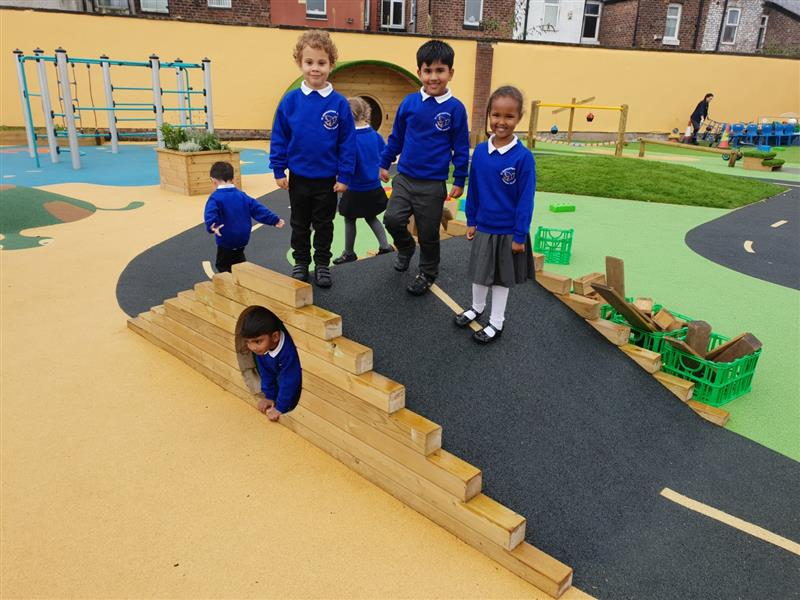 active play for eyfs