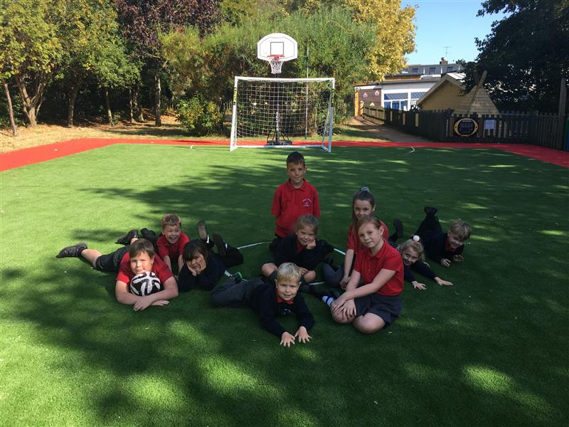 MUGA Pitches For Primary Schools