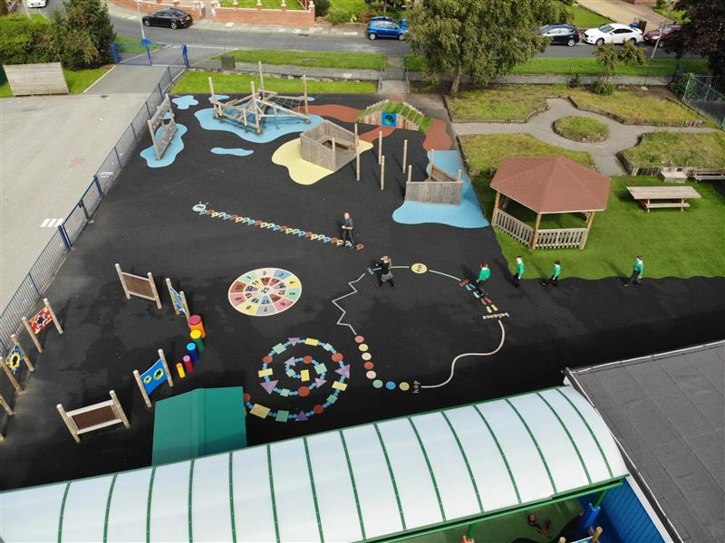 SEN playground equipment uk
