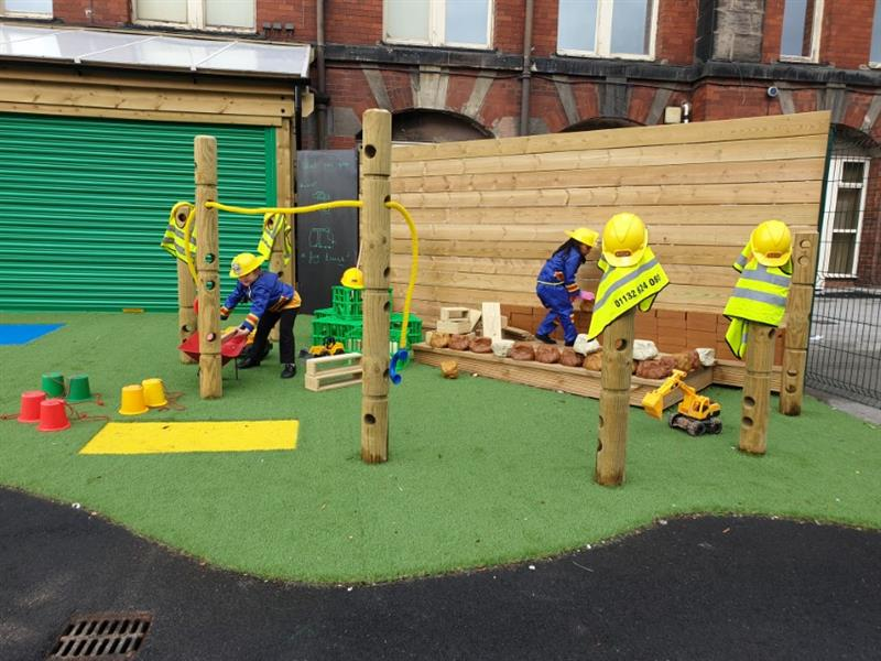 early years play equipment