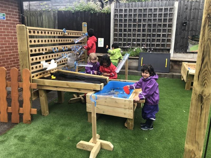 Play Equipment For Nurseries