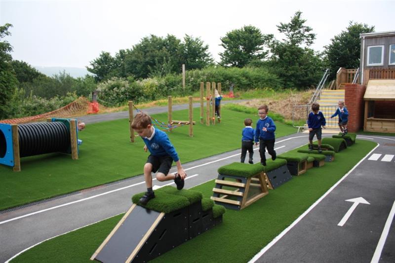 Playground Equipment For Nurseries