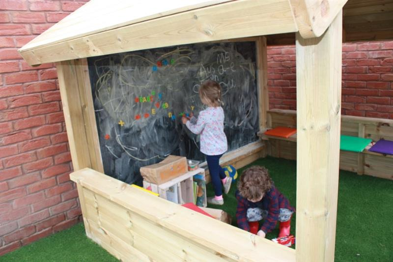 Giant Playhouse For EYFS
