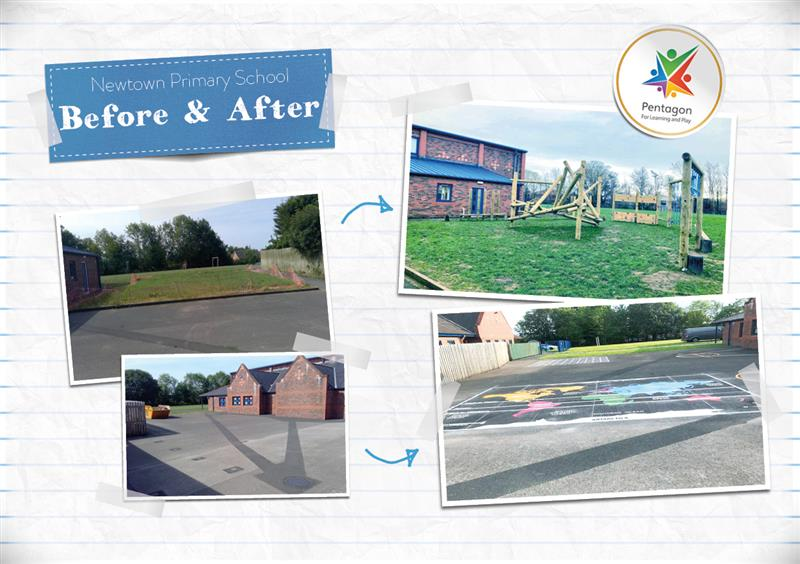 Before our playground development