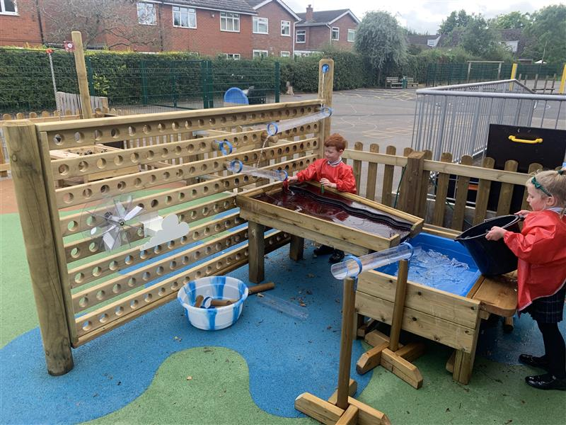 EYFS Playground Equipment For Schools
