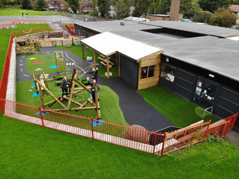 Early Years Foundation Stage Playground Equipment
