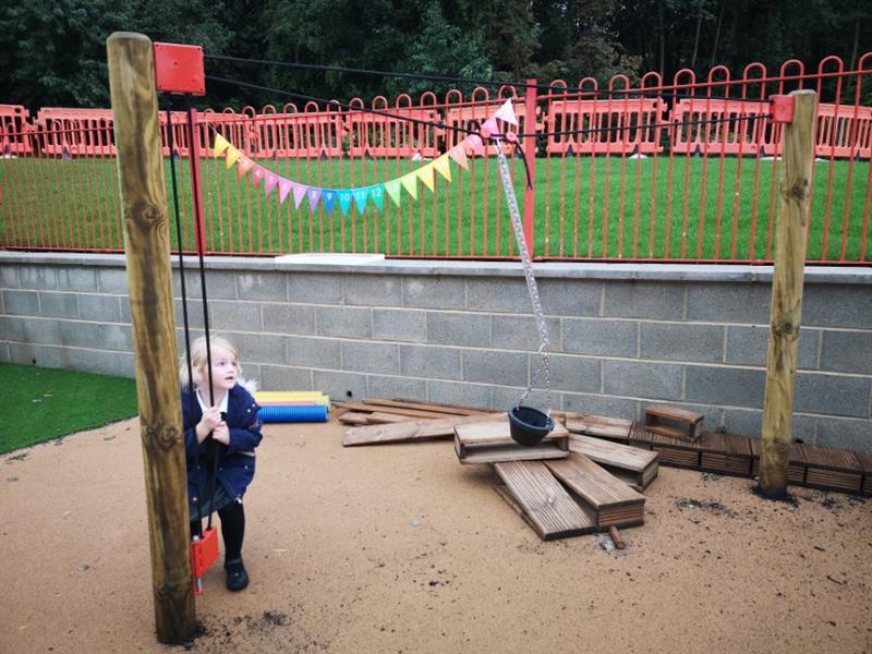 EYFS School Playground Equipment