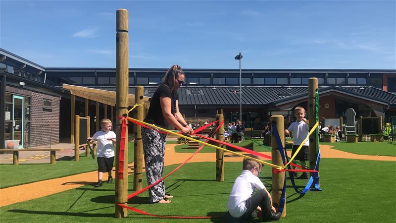 Playground Dens