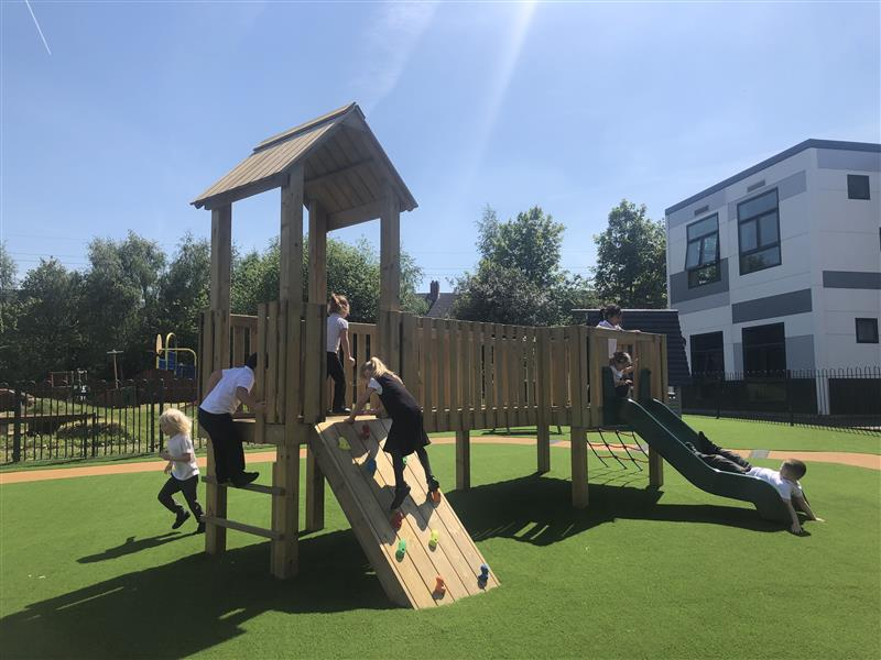 Play Towers For EYFS