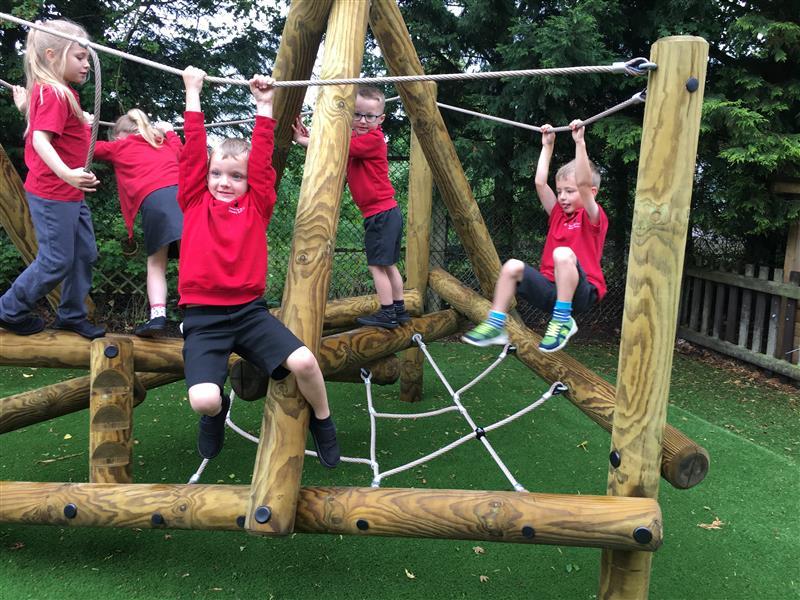 Playground Equipment for EYFS