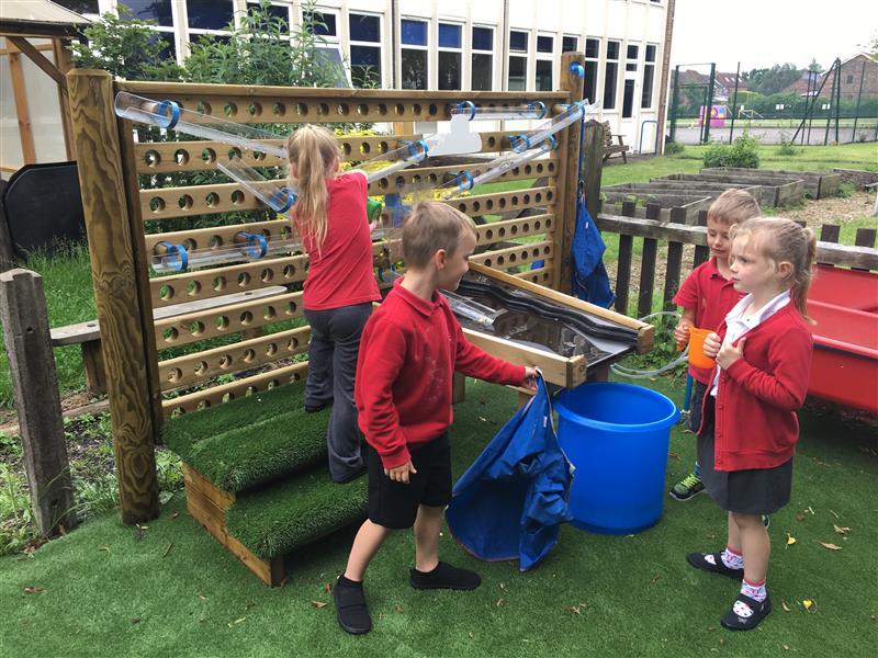 early years playground equipment