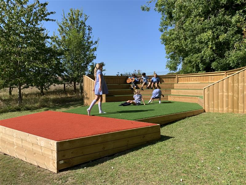Outdoor Performance Stages