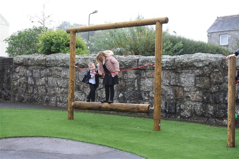Trim Trail Equipment for School Playgrounds