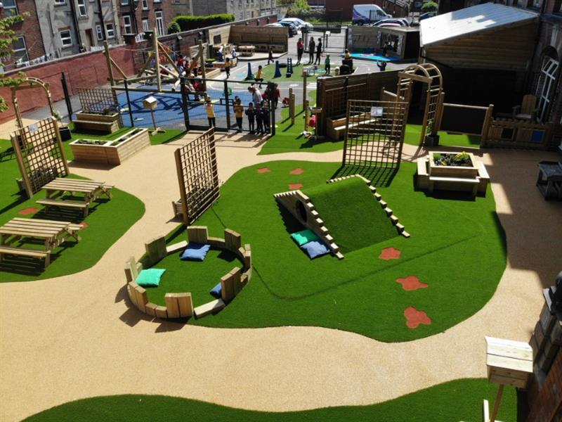 KS1 Playground Equipment