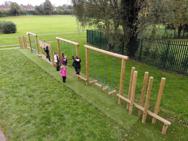 Trim Trails for schools