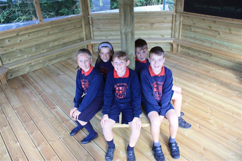 Outdoor Gazebos For Schools