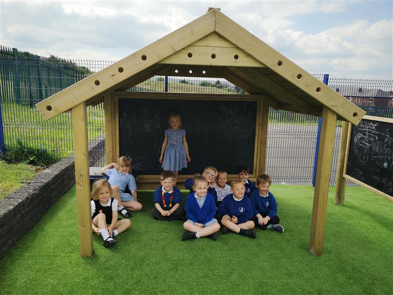 Playhouses for Primary School Playgrounds