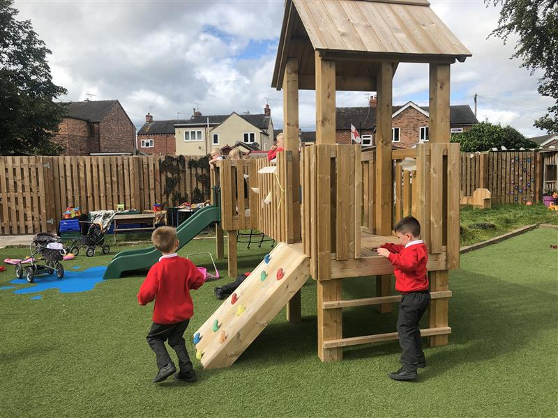Play Towers For Early Years