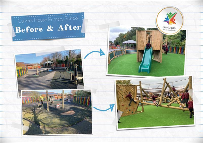 Before Pentagon Play's Playground Development
